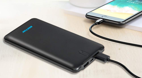Best gifts under $10 2019: Beston Portable Charger Power Bank