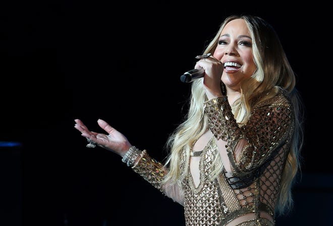 A memoir by Mariah Carey is on the list of titles from Andy Cohen Books.