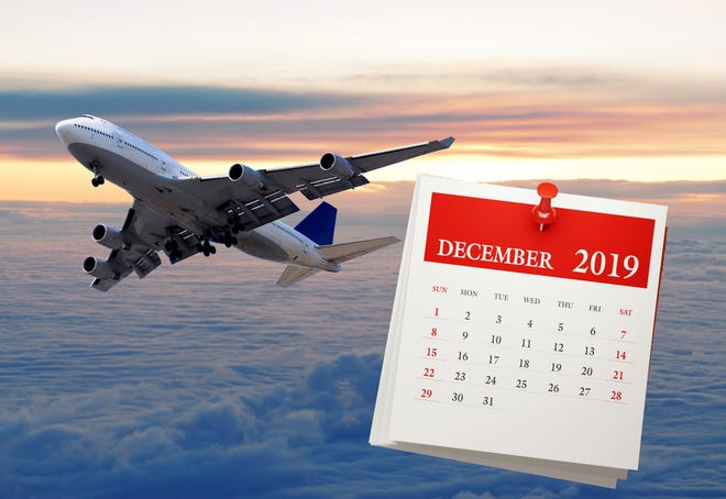 Best Time For Flight Discounts