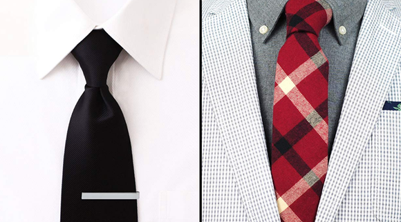 Best gifts under $10 2019: Tie clips and ties