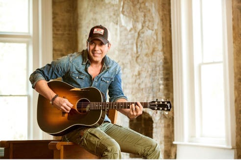 Country music star Rodney Atkins performs Nov. 21 at the Suquamish Clearwater Casino Resort.