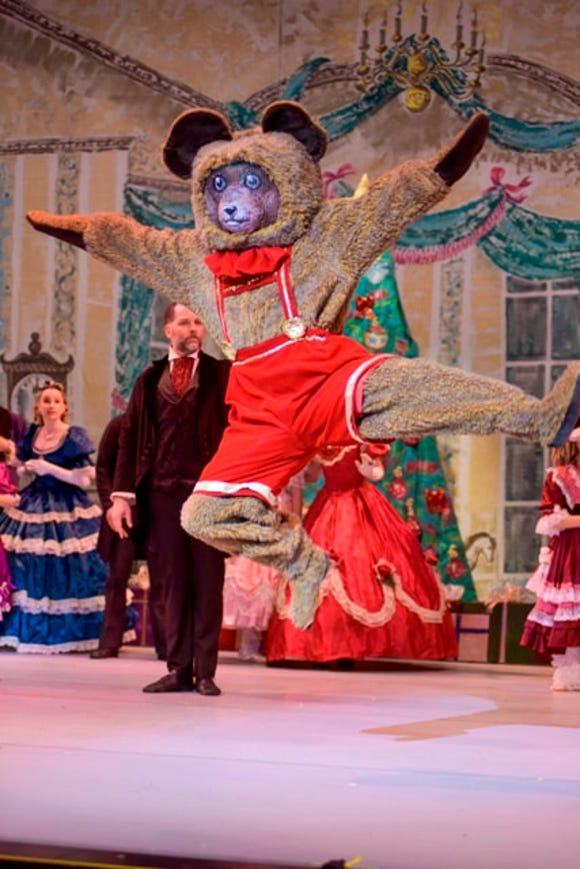 Peninsula Dance Theatre returns to the Bremerton Performing Arts Center for its 46th annual production Dec. 6-8.