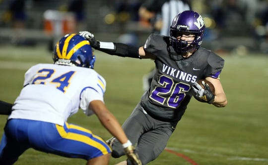 North Kitsap is coming off a 28-25 victory over Fife in the West Central District playoffs.