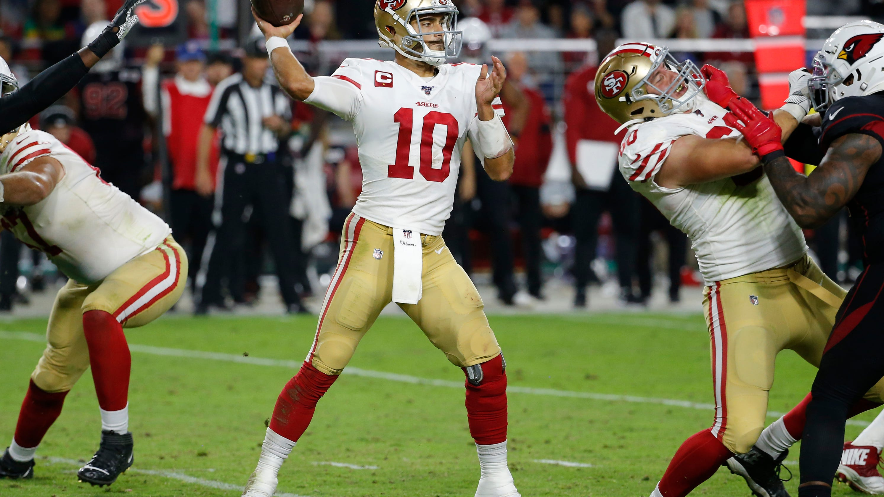 Seahawks 49ers Rivalry On Center Stage After Dormant Stretch