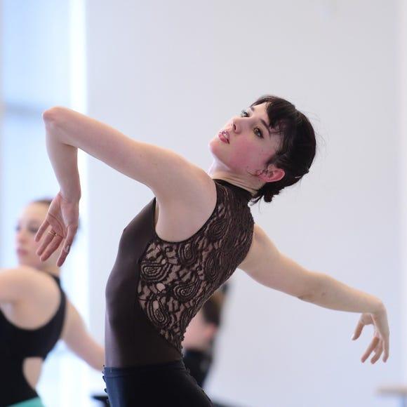 "Eva Burton is one of the guest dancers for Dance Arts Theatre's Nov. 30-Dec. 1 ""Nutcracker"" performances."
