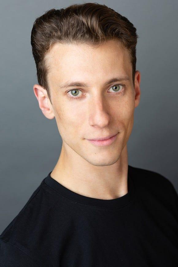 "Matthew Pawlicki-Sinclair is one of the guest dancers for Dance Arts Theatre's Nov. 30-Dec. 1 ""Nutcracker"" performances."