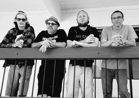 Chili Mutiny is part of the all-ages music lineup Nov. 15 at the Charleston Music Venue in Bremerton.