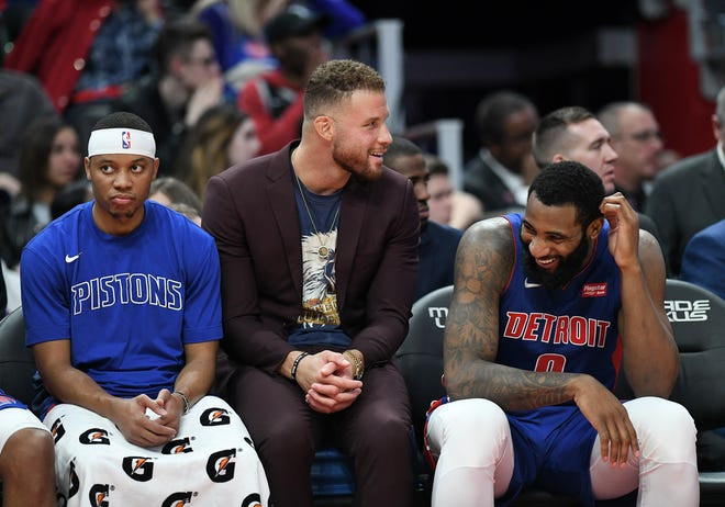 Blake Griffin hasn't played in any of the Pistons' games this season and they are off to a 4-6 start without him, having not won two straight games in the opening weeks.