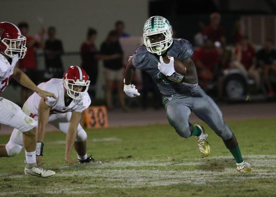 Fort Myers hosts North Fort Myers in the Class 6A-Region 4 quarterfinals on Friday night, Nov. 8, 2019, at Fort Myers High School.