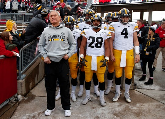How will Kirk Ferentz and the Hawkeyes respond from their deflating loss against a Minnesota team riding with a wave of emotion?