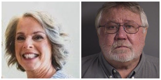 JoEllen Browning was stabbed to death April 5, 2019 in her Iowa City home, police say. Authorities have charged her husband, Roy C. Browning Jr., with first-degree murder in relation to her death.