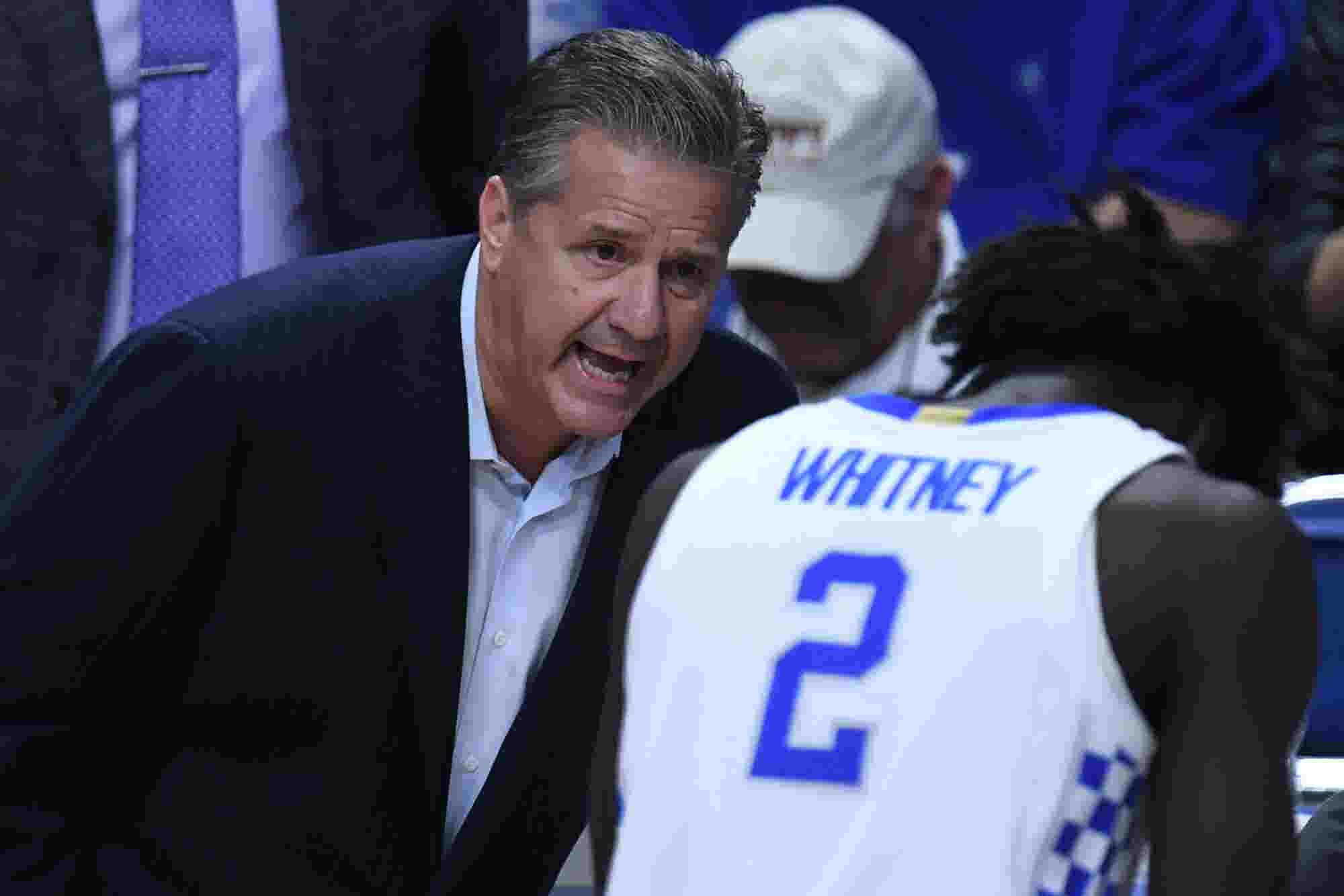 Kentucky basketball: John Calipari previews Georgia Tech game