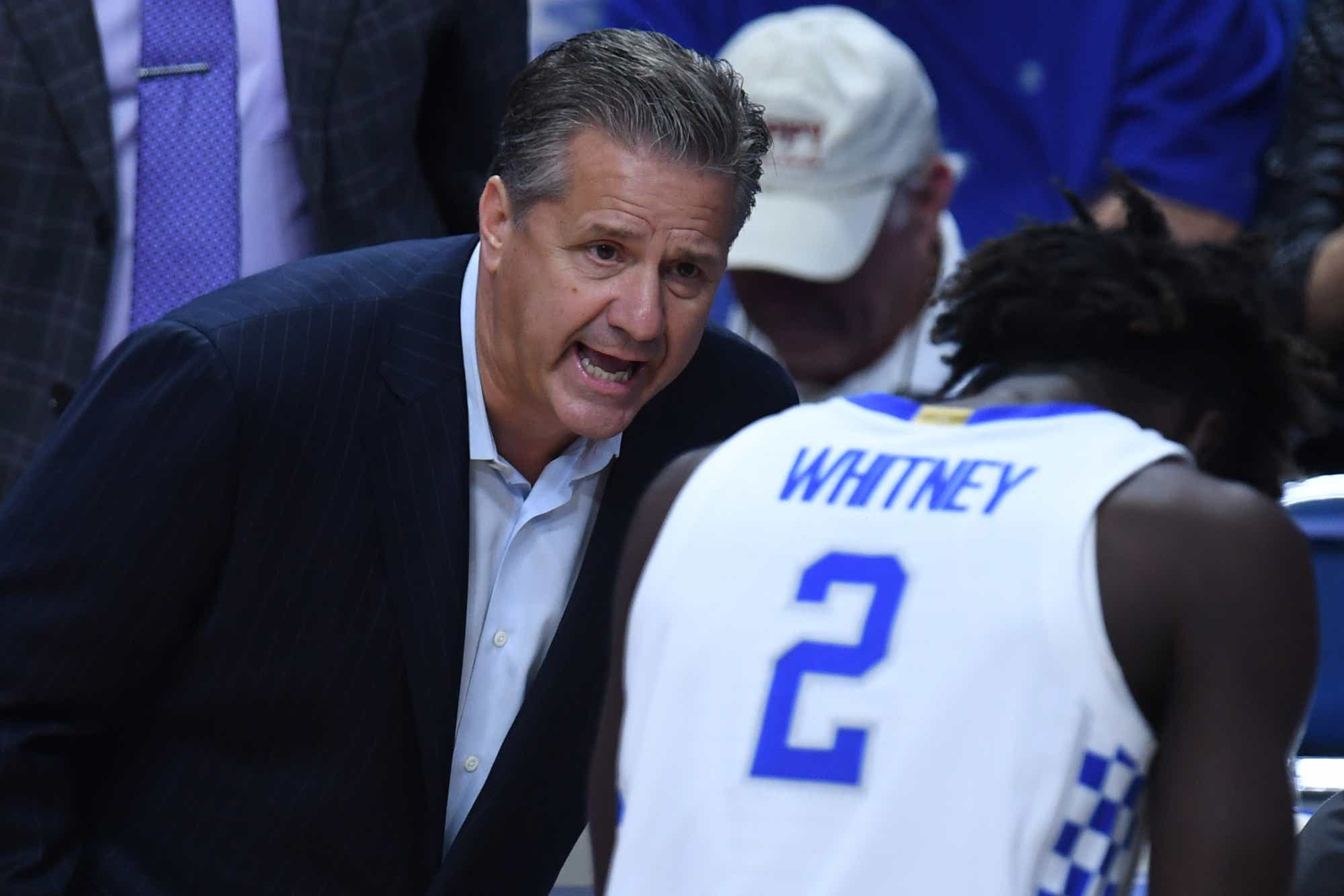 Kentucky basketball: TV channel, online streaming for UK vs. UAB