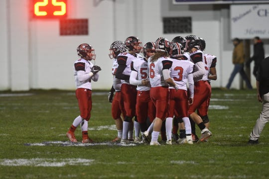 The Crestview Cougars football team comes in as the No. 21 Richland County high school team to take the field in 2020-21.