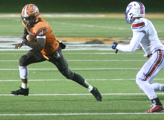 Mansfield Senior's Angelo Grose could be the impact player on Friday night that helps the Tygers reach their first regional championship game in program history.