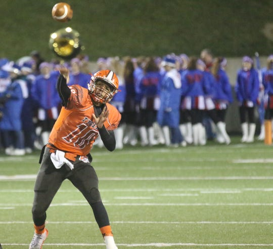 Cameron Todd's smarts has the Tygers with an overall edge on any opponent.