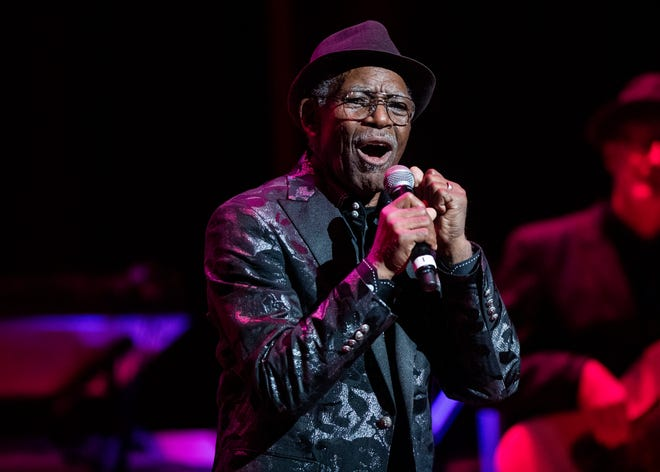 Soul singer and Memphis Music Hall of Famer Don Bryant, backed by the Bo-Keys, plays The Green Room on Friday.