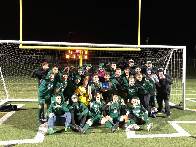 The Montville boys soccer team defeated Ramapo, 1-0, in overtime of the NJSIAA North 1 Group III final.