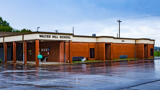 Walter Hill Elementary is located on Lebanon Pike just north of Murfreesboro.