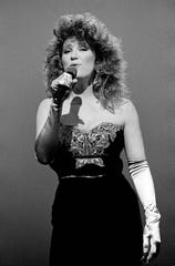 A photo of Tanya Tucker from 1989.