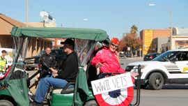 Alamogordo honors veterans with parade