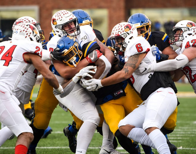 Illinois State and South Dakota State were supposed to square off Saturday in Brookings.