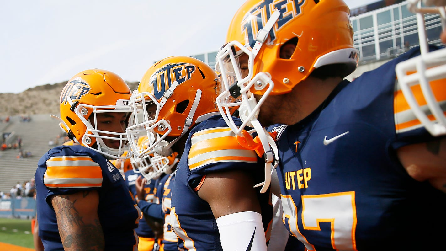 QB Hardison makes his debut for UTEP in loss to UAB