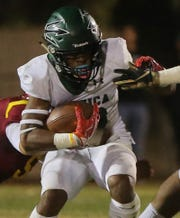 Malik Sherrod had two interceptions — returning one for a TD — and had TD runs of 34 and 20 yards in Pacifica's first-round win.