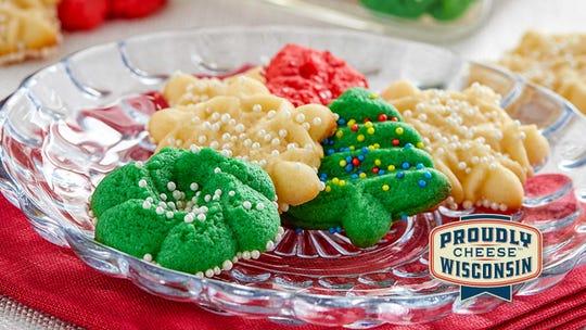 Mascarpone Spritz Cookies
