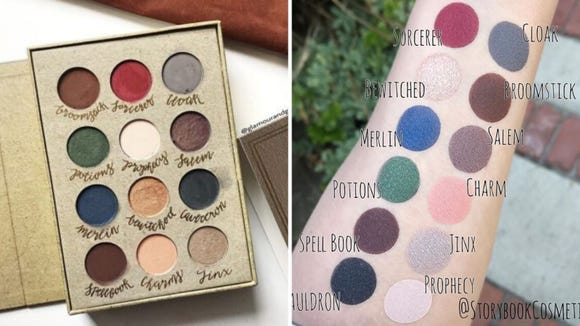 Best gifts for nerds 2019: Wizarding World Eyeshadow Palette