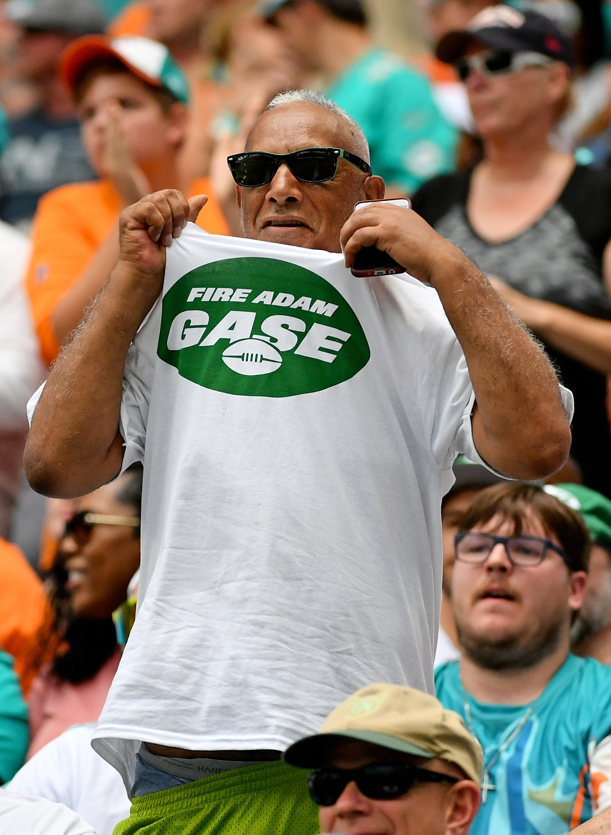 One-and-done for Adam Gase? New York Jets fans have had enough