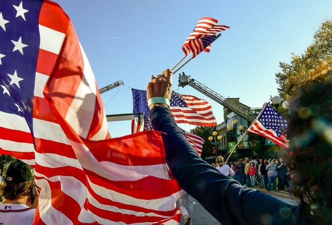Find out where Veterans can enjoy free food and discounts this Veterans Day.