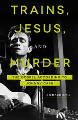 """Trains, Jesus and Murder"" is the new book by Abilene Christian University professor Richard Beck."