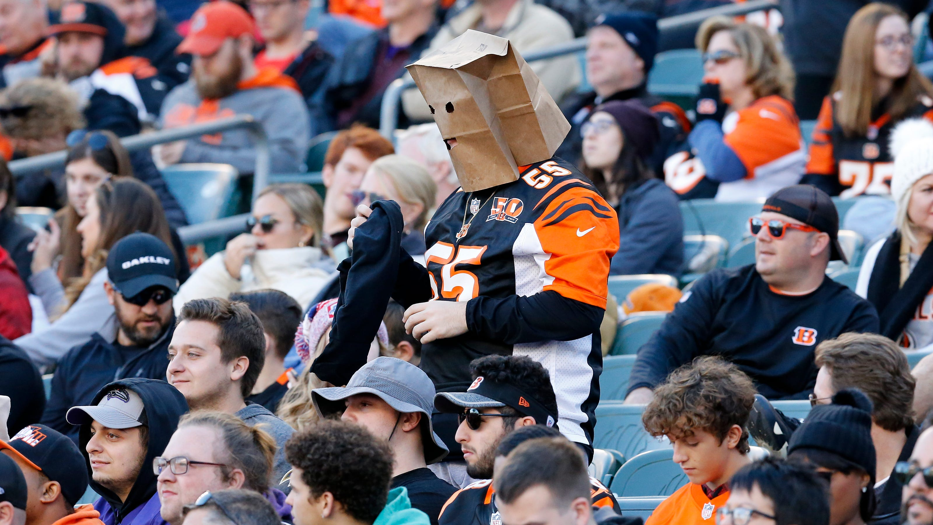 Cincinnati Bengals: What fans say about improved game day experience