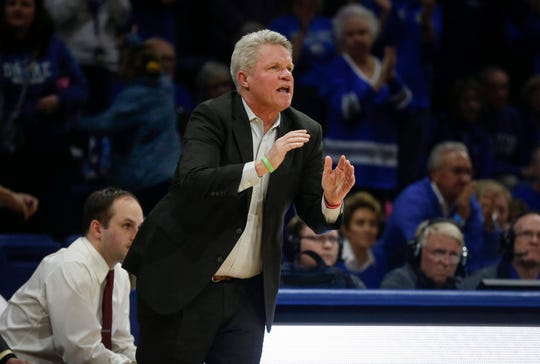 Iowa State coach Bill Fennelly has his team competing for a spot in the NCAA Tournament again.