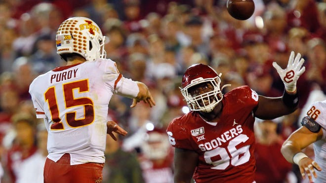 Iowa State S Early Mistakes Were Too Much To Overcome In Furious Rally At Oklahoma