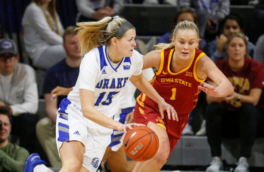 Iowa State coach Bill Fennelly believes Madison Wise could be the team's x-factor this season.