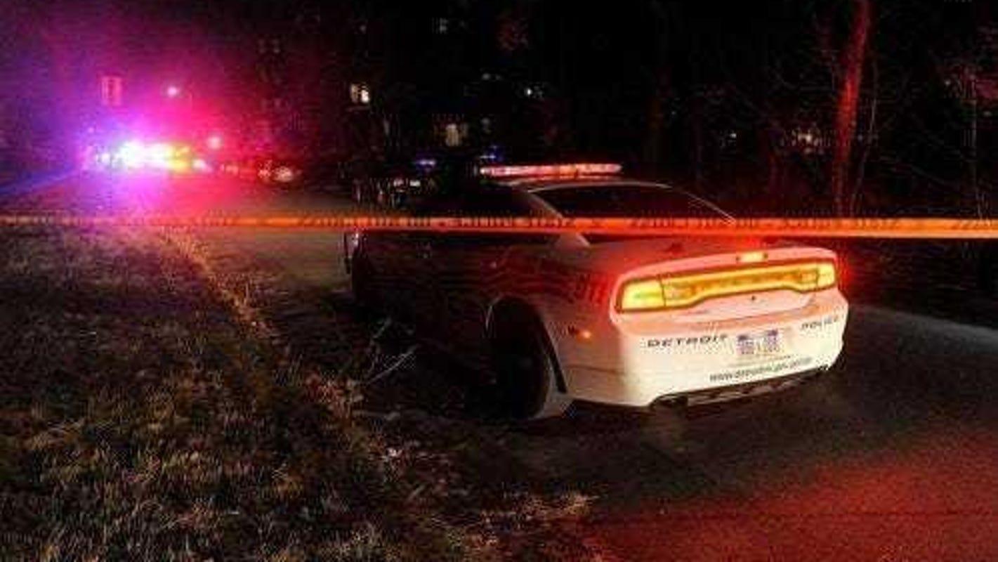 Police: Body found in street on Detroit's west side