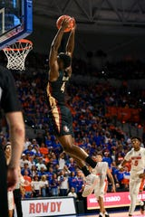 Timely shooting helped FSU tame the highly-touted Gators in Sunday's game at the O'Connell Center.