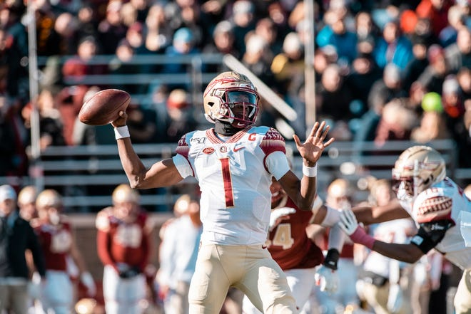 James Blackman threw for 346 yards and two touchdowns at BC.