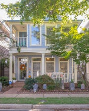 Thomas and Renee Cole moved into this Harbor Town home.