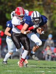 Annville-Cleona and Wyomissing faced off in the district playoffs last season but will now be league rivals after the Lancaster-Lebanon League voted to add 13 Berks County schools as associate members for football on Wednesday.