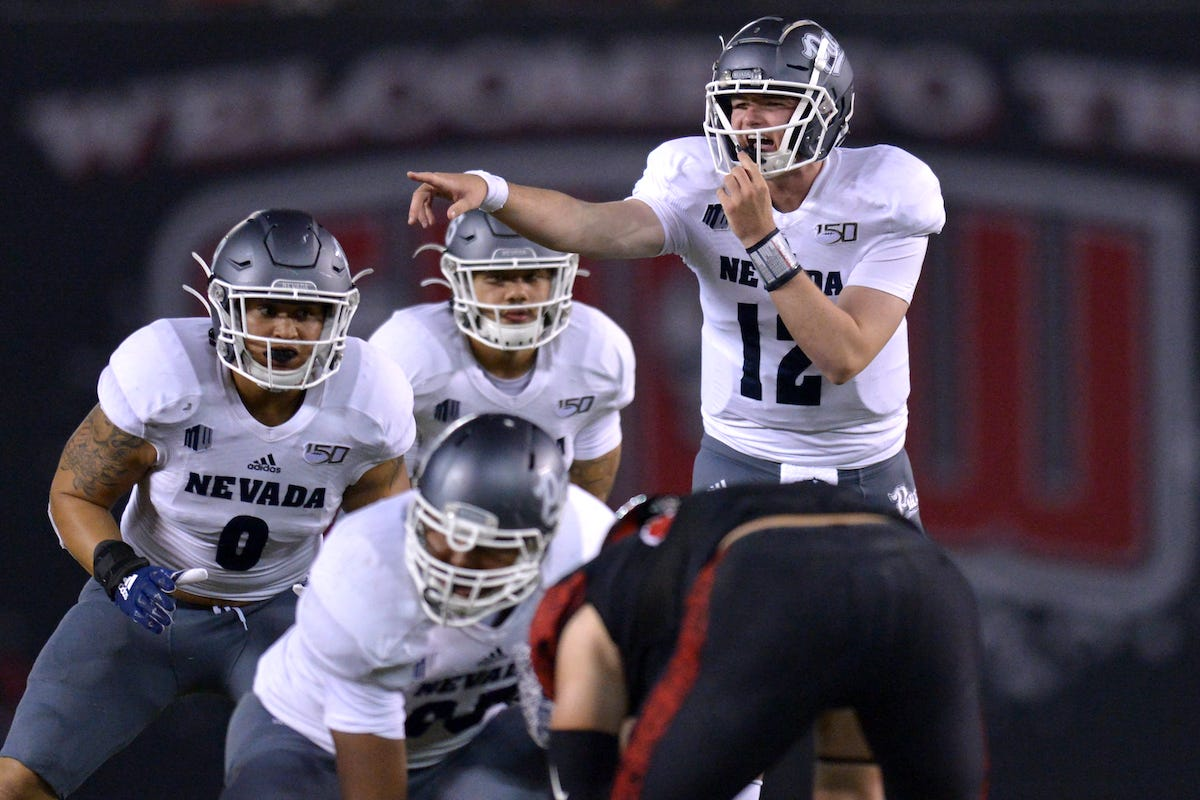 First Look At Wolf Pack Football Ahead Of 2020 Season Fall Camp