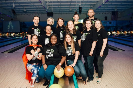 Big Brothers Big Sisters raised $50K with Bowl for Kids' Sake in October.