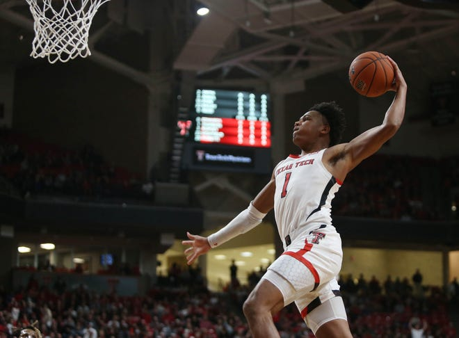 Texas Tech's Terrence Shannon, Jr. was selected Wednesday as one of 20 players on the watch list for the 2021 Julius Erving Small Forward of the Year Award. Shannon, a junior wing, earned Big 12 All-Freshman Team honors last season after averaging 9.8 points and 4.1 rebounds per game.