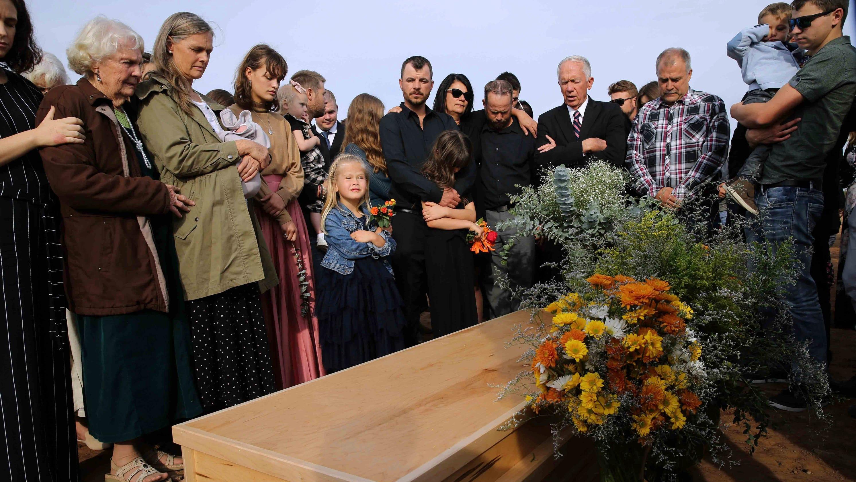Mexico ambush killings: Family, friends mourn final victim - USA TODAY