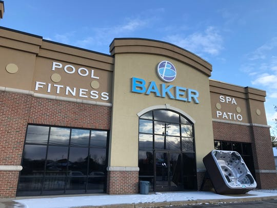 Baker Pool Spa and Fitness in Grand Chute