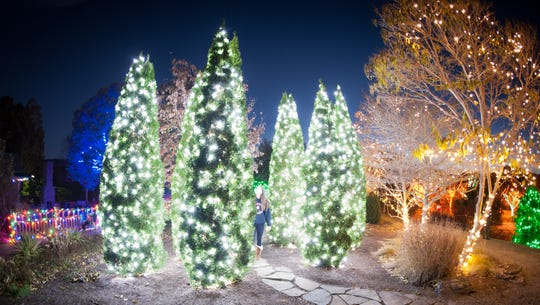 The most wonderful event of the year is happening at The North Carolina Arboretum.