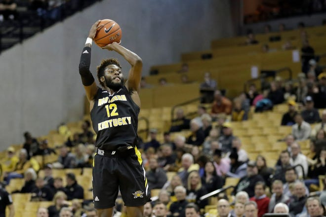 Northern Kentucky's Trevon Faulkner scored 17 points and grabbed six rebounds in a win over Ball State.