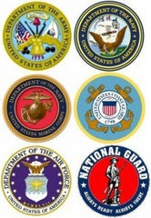 Eligible military veterans who are Union County residents can obtain free proof of service ID cards.
